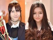 Làm đẹp - Mắt to, mặt tròn đang là chuẩn mực đẹp của phụ nữ Nhật Bản