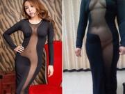 Thời trang - Dân mạng Trung Quốc chế giễu thảm họa váy nhái