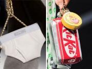 """Thời trang - Những chiếc túi khiến bạn """"mắt tròn mắt dẹt"""""""