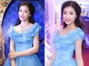 """Làng sao - HH Triệu Thị Hà hóa thành """"Lọ Lem"""" đi dự sự kiện"""