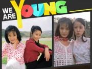 Làng sao - Lâm Tâm Như khoe ảnh thời trẻ mừng sinh nhật Triệu Vy