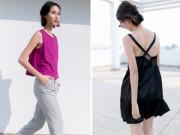 Thời trang tối giản hạ nhiệt Sài Gòn nắng nóng