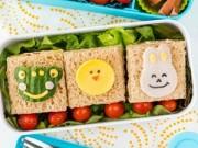 Bếp Eva - Làm hộp cơm bento dễ thương cho bé
