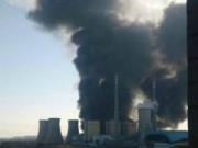 Tin tức - Nổ lớn gây hỏa hoạn tại một nhà máy nhiệt điện Bắc Kinh