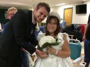 Chuyện tình yêu - Đám cưới xúc động của cô dâu chỉ còn lại 2 ngày được sống