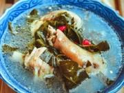 Bếp Eva - Canh gà lá giang bổ dưỡng cuối tuần
