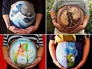 Mang thai 3-6 tháng - Cuối tuần, ngắm những món quà dành riêng cho mẹ bầu
