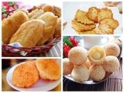 Thực đơn – Công thức - 4 món bánh dân dã mà ngon cho cuối tuần