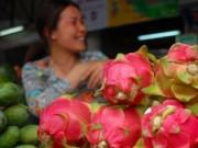 Mua sắm - Giá cả - Hoa quả Việt sang Nga: Không nước nào thay thế được