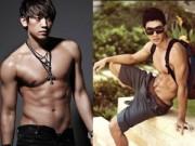 Làm đẹp - Thân hình ngắm là mê của các mỹ nam châu Á