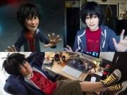 Nhân vật đẹp - Chàng trai giỏi cosplay thành nhân vật trong Big Hero 6