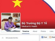 Y tế - Bộ trưởng giải đáp thắc mắc về vắc xin trên facebook