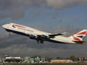 Tin quốc tế - Máy bay Anh quay đầu vì mùi lạ từ nhà vệ sinh