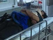 Tin tức - Lật xe trên khu du lịch Bà Nà, 16 người bị thương