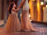 """Làm mẹ - Những khoảnh khắc """"tan chảy"""" trái tim của mẹ và con gái"""