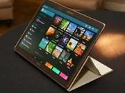 Eva Sành điệu - Tablet bảo mật cao của Blackberry giá 2.300 USD