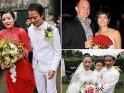 Làng sao - 3 cô dâu tuổi 40 của showbiz Việt