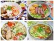 Tin tức ẩm thực - 4 món bún nóng hổi để đổi bữa cho cả nhà