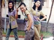 Làng sao - Thú vị ảnh Hà Kiều Anh, Trần Bảo Ngọc 15 năm trước