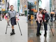 Tình yêu - Giới tính - Chuyện tình của chàng trai khuyết tật lay động thế giới