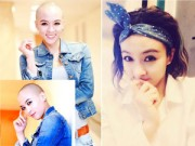 Nhân vật đẹp - Cô gái cạo đầu trọc gây 'sốt' Vietnam Idol 2015
