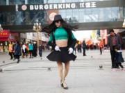 Tin nóng trong ngày - TQ: Chàng trai giả gái nhảy múa kiếm tiền chữa bệnh cho mẹ