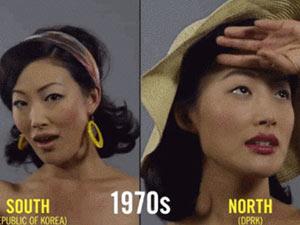 Video: Hành trình lột xác của phụ nữ Hàn 100 năm qua