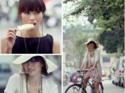 Eva tám - Siêu mẫu Hà Anh buồn vì cây xanh ở HN bị chặt