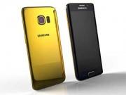 Eva Sành điệu - Samsung Galaxy S6 và S6 edge mạ vàng giá từ 52 triệu đồng
