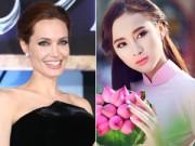 Làm đẹp - Sự khác biệt về chuẩn mực vẻ đẹp hiện tại của phụ nữ Á- Âu