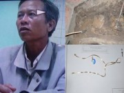 Pháp luật - Lời thú tội của hung thủ giết vợ chôn ngay trong nhà