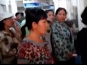 Tin tức - Video: Người nhà bệnh nhân tố y tá BV K vòi tiền