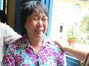Tin tức - Đắng lòng mẹ xin quan tài mai táng cho con