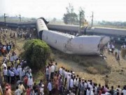 Tin trong nước - Ấn Độ: Tàu trật bánh khỏi đường ray, 26 người thiệt mạng