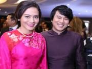 Làng sao - Thanh Bùi và vợ đại gia xuất hiện hiếm hoi ở sự kiện