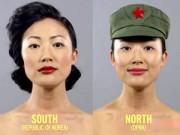 Trang điểm - Tiến trình làm đẹp của phụ nữ Hàn Quốc và Triều Tiên