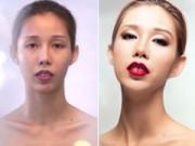 Làm đẹp - Mẹo trang điểm giúp nàng kém xinh trở nên sắc sảo hơn