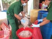 Kinh nghiệm mua - Sản xuất bì từ da heo bẩn
