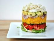 Salad thịt cua tươi mát, cực dễ làm