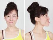 Làm đẹp - Các động tác trẻ hóa bằng yoga cho khuôn mặt (P3)
