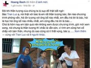 """Dạy con - Hoàng Bách lên facebook """"chê"""" Trần Lực không biết dạy con giới tính"""