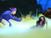 """Làng sao - Chi Pu """"hoá điên"""" trên sân khấu Bước nhảy hoàn vũ"""