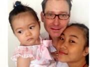 Làng sao - Đoan Trang hạnh phúc tổ chức tiệc thôi nôi cho con gái