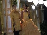 Hậu trường - Dustin Nguyễn - Bebe Phạm kết hôn sau 4 năm chung sống