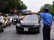 Tin trong nước - HN: Phố nào bị cấm xe trong thời gian diễn ra IPU 132?