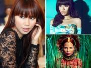 Làng sao - Ba 'chân dài' nóng bỏng và học giỏi của showbiz Việt
