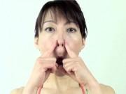 Làm đẹp - Các động tác trẻ hóa bằng yoga cho khuôn mặt (P4)