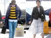 Làng sao - Lee Min Ho và Suzy xác nhận thông tin hẹn hò