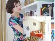 Nhà đẹp - Ngắm căn hộ bình dân nhỏ xinh của diễn viên Lan Phương
