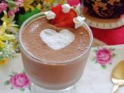 Bếp nhà tôi  - Tráng miệng tuyệt với với chocolate mousse